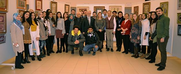 Kaatı' sanatına üniversite desteği