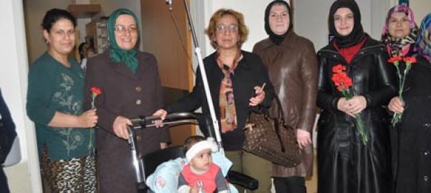'Kadınlarımız AK Parti ile anlam kazandı'