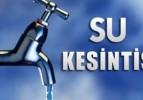 Karacabey'de su kesintisi uyarısı
