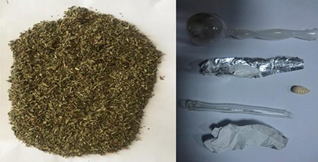 Karacabey'de uyuşturucu operasyonu!