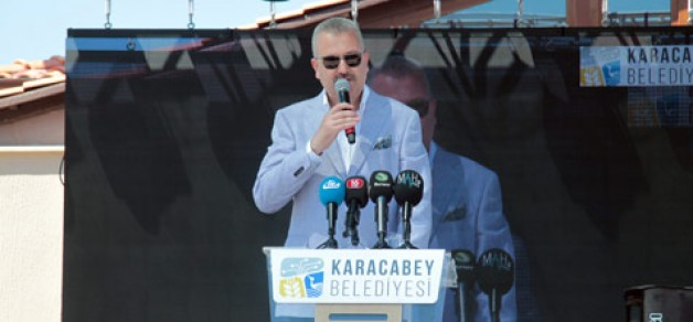 """""""Karacabey'i marka şehir yapacağız"""""""