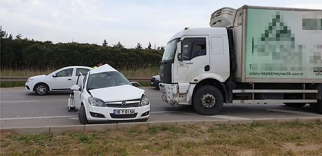 Karacabey'i yasa boğan kaza!