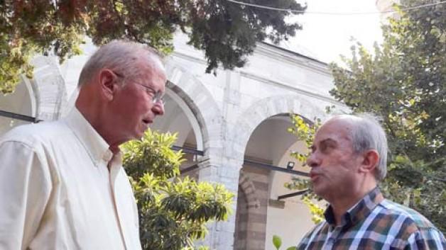 """Karacabey'in iki duayeni """"Bursa'da Yaşam""""da"""
