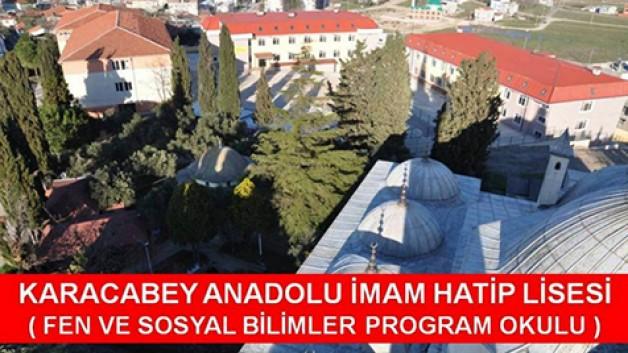Karacabey Anadolu İmam Hatip Lisesi Fen ve Sosyal Bilimler Programı kapsamında