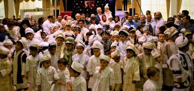 Karacabey Belediyesi'nden toplu sünnet