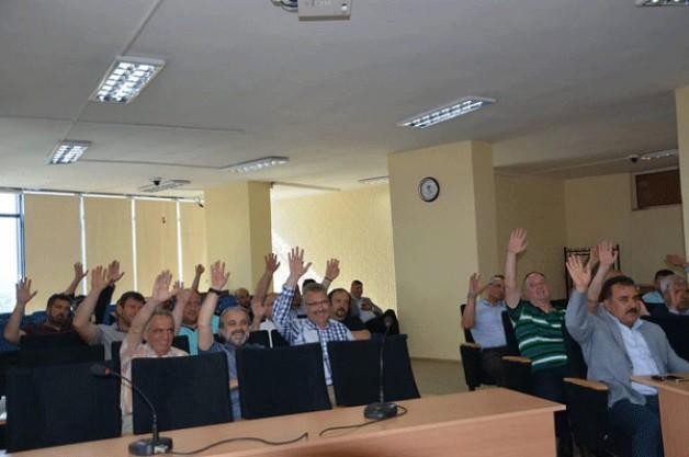 Belediyespor'da yeni yönetim belli oldu