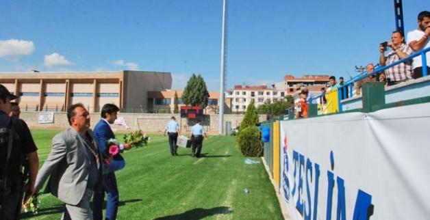 Karacabey Birlikspor ve Cizrespor'dan tüm Türkiye'ye anlamlı mesaj