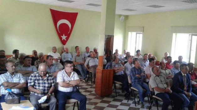 Karacabey Sulama Birliği yine Özseçen'e emanet