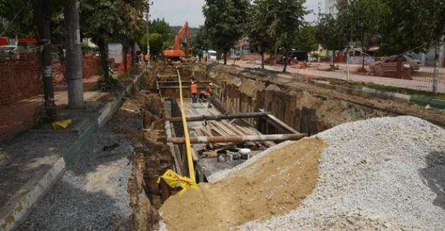 Karacabey'de altyapı ağı yenileniyor