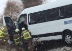 Karacabey yakınlarında korkutan kaza