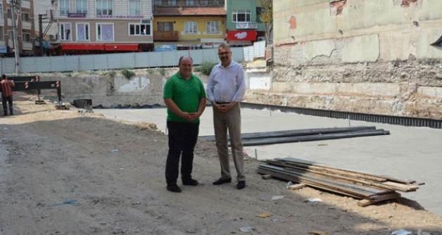 Karacabey yeni Kent Meydanı'na kavuşuyor