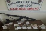 Karacabey'de operasyon: 3 tutuklu