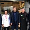 Karacabeyli şampiyon aşçıya kutlama