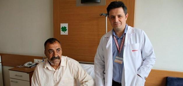 Karacabeyli doktordan başarılı operasyon
