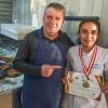 Karacabeyli genç aşçı altın madalya ile döndü