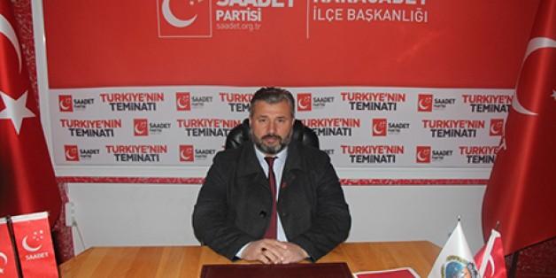 Karamollaoğlu Bursa'ya geliyor!