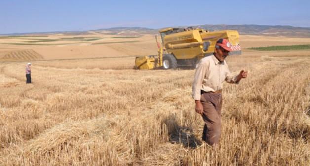 Kayıtlı çiftçi sayısı 2 milyon 267 bin