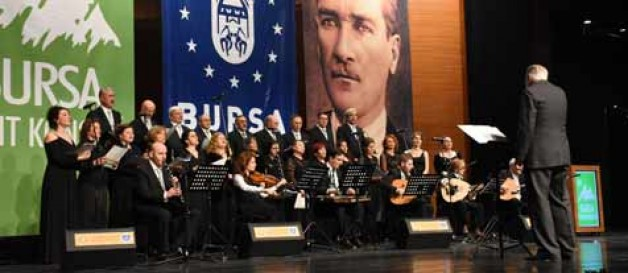 Kent Konseyi'nden musiki dolu bir akşam