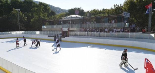 Kültürpark'a 'Buz Pateni' hizmeti