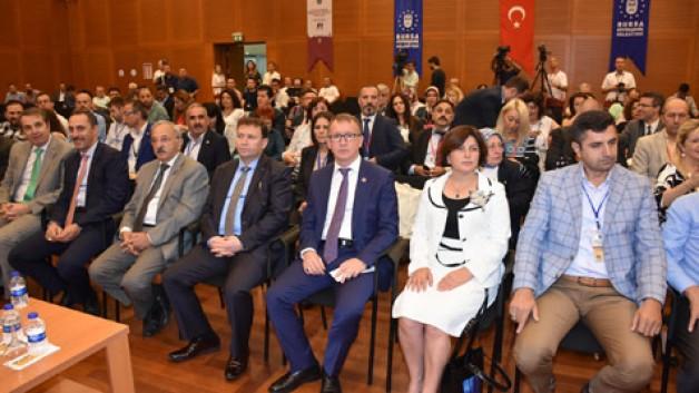 Kütüphaneciler Bursa'da buluştu
