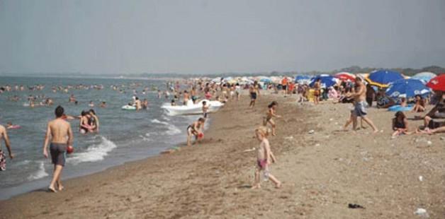 Karacabey sahilleri 'iyi kalite'de!