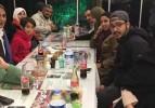 Kuveyt'ten geldiler Tavacı Refik'te mola verdiler