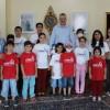 LÖSEV'li çocuklar Karacabey'e hayran kaldı