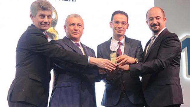 Limak Enerji'ye 'Mükemmellik' ödülü