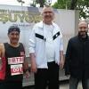Longoz koşusu birincisi 55 yaşında