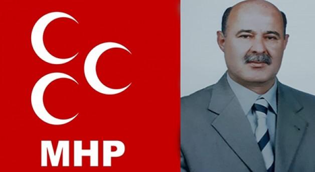MHP'nin yeni İlçe Başkanı Hilmi Kaya