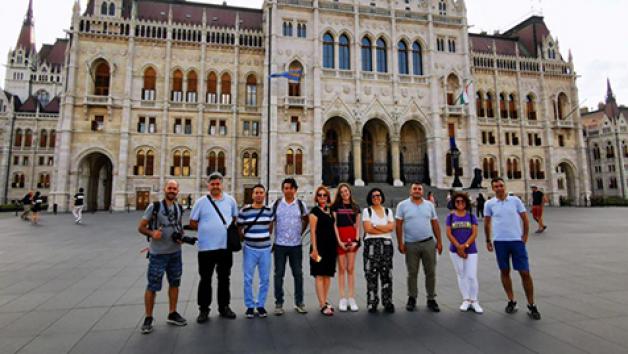 Macaristan'a çıkarma yaptılar