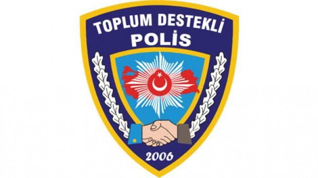 Mahalle Polisiniz her an yanınızda!