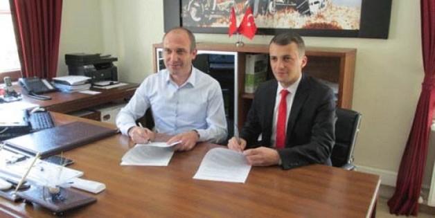 Mahsuplaşma protokolü imzalandı