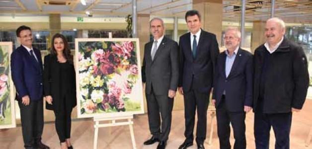 Makedonyalı sanatçıdan resim sergisi