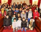 Mardinli çocuklardan ikinci ziyaret