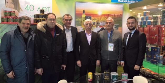 Marmabirlik'in hedefi Rusya pazarı