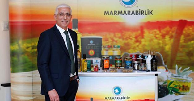 Marmarabirlik'ten ihracat rekoru