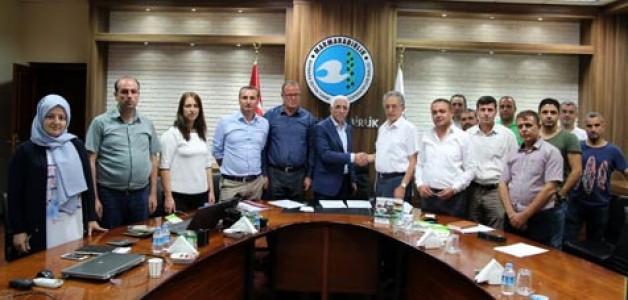 Marmarabirlik'te toplu sözleşme imzalandı