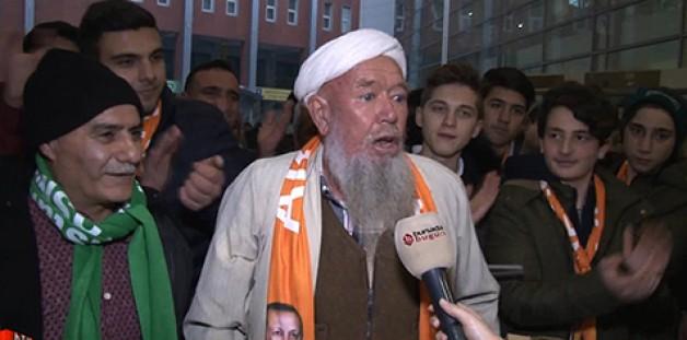 Mehmet Amca'nın Erdoğan sevgisi