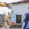 Metruk binalar yıkılıyor!