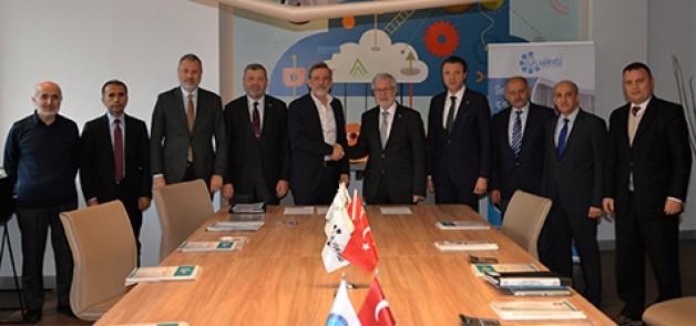 'Model Fabrika' için güçlü işbirliği