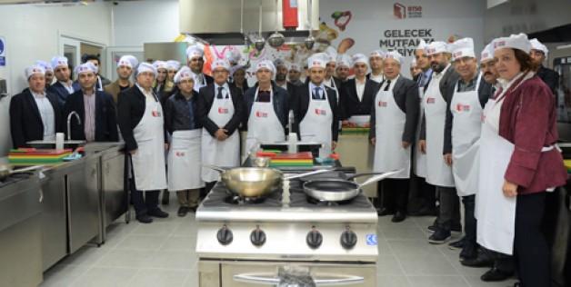 Mutfak Akademi mezunlarına garanti