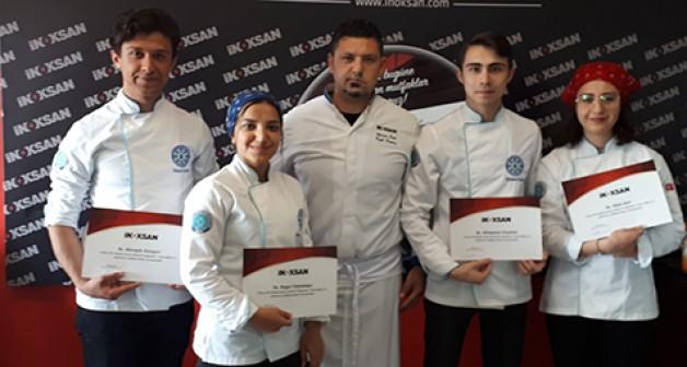 Mutfakta üniversite ve sanayi iş birliği