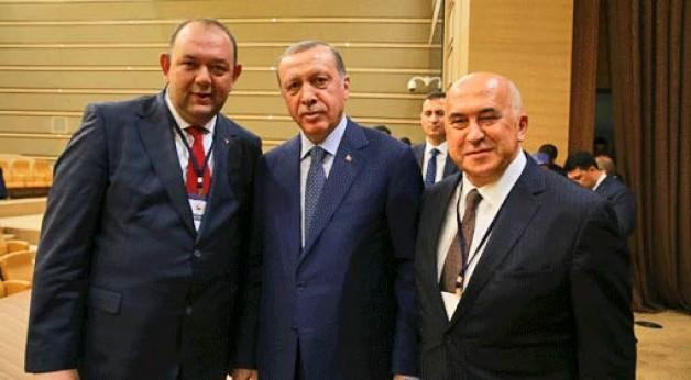 Başkanlar Cumhurbaşkanlığı Külliyesi'nde