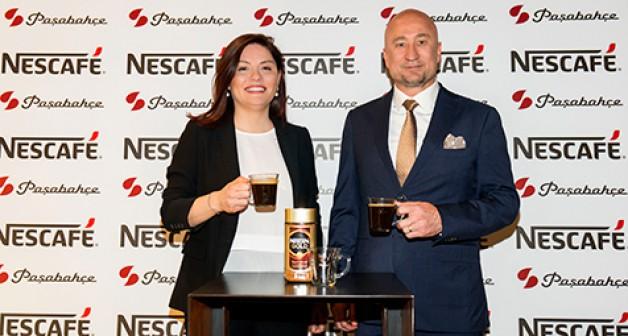 Nestlé'ye Paşabahçe desteği!