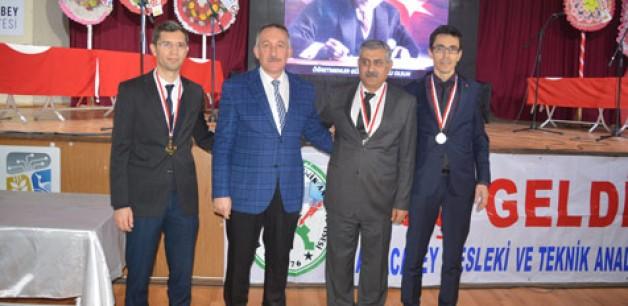 Öğretmenlere 'Sportif' ödüller