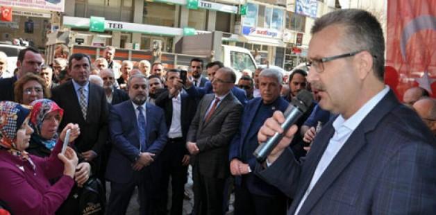 Özkan'dan CHP'ye salvo