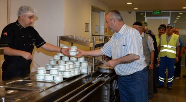 Osmangazi'de her gün çorba dağıtımı