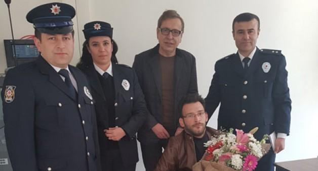 Polis Haftası'nda anlamlı ziyaret