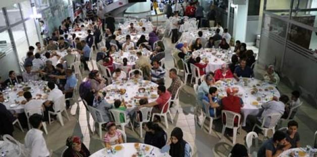 Ramazan'ın bereketi Gürsu'yu sardı
